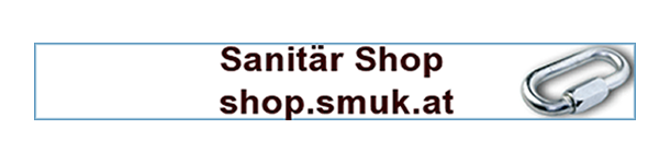 Sanit�r Shop - shop.smuk.at (Sanit�rhandel Ing. Smuk)