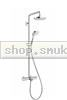HG Showerpipe Croma Select S 180 Wanne (27351400)